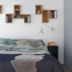 Escandinavia-Dormitorio